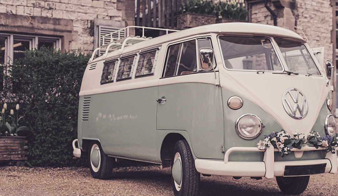 Are VW Campervan Photoshoots The New Wedding Trend Of The Year?